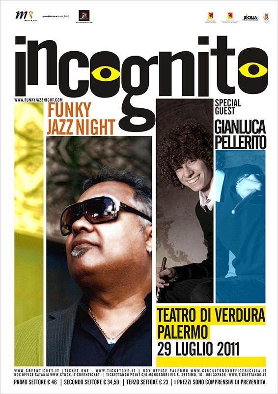 Teatro di Verdura<br/>PALERMO FUNKY JAZZ NIGHT