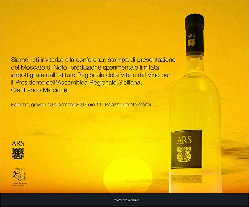 ARS WINE-BRAND