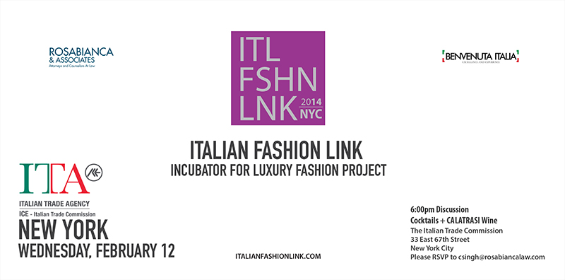 Italian Fashion Link