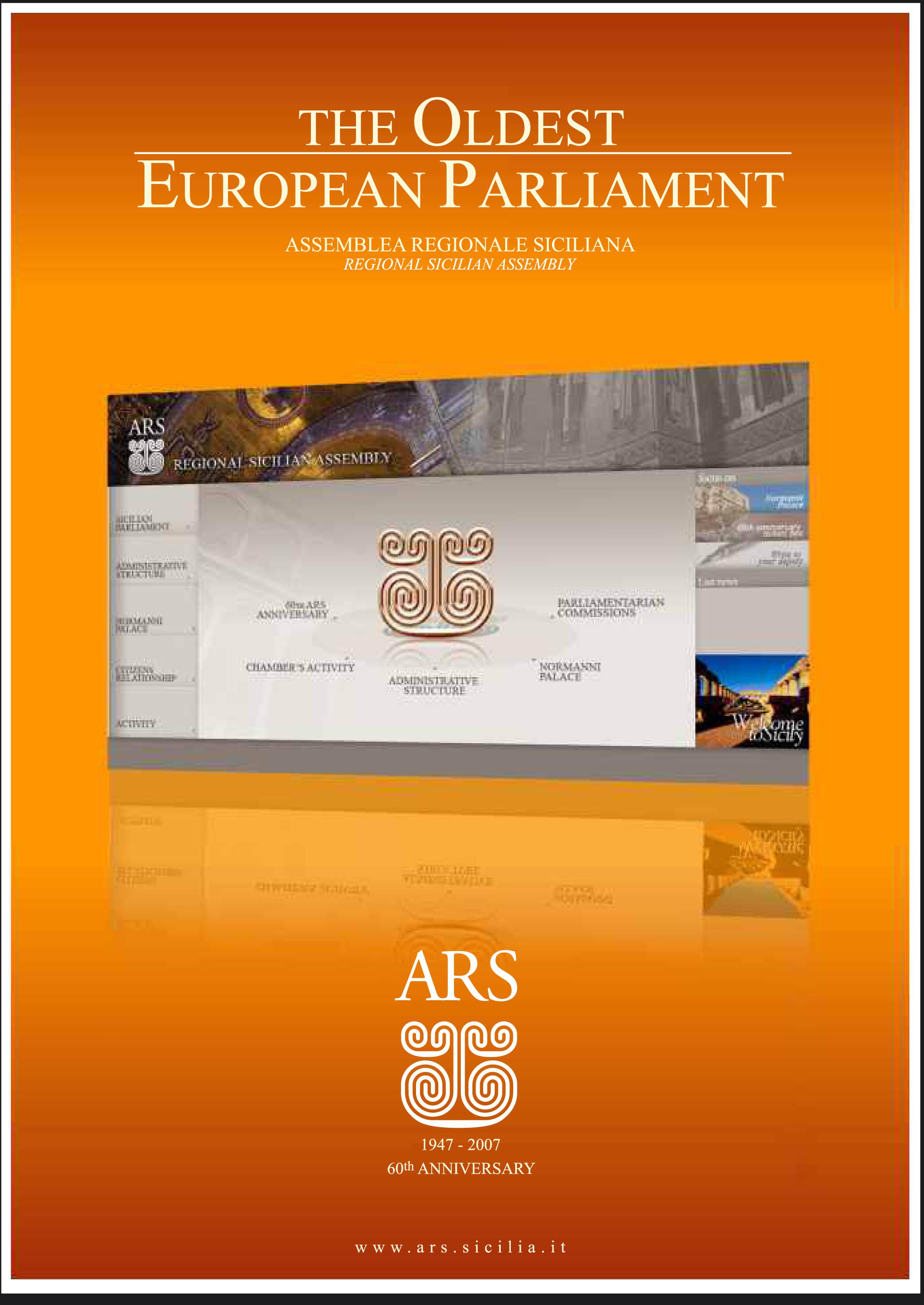 ARS <br/>Assemblea Regionale Siciliana